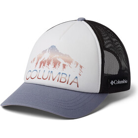 Columbia Mesh II Cap Damen white/new moon/grey ash